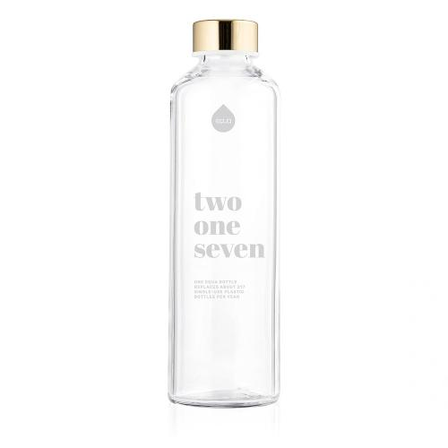 Mismatch 217 White, Glasflasche, 750ml